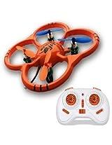 The Flyer's Bay Intruder UFO Drone (Orange)