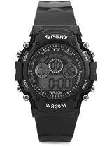 TimeX SYBK Digital Watch For Men-ST01
