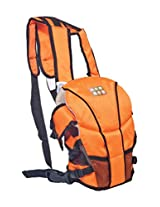 Mee Mee 4 in 1 Cozy Baby Carrier (Orange)