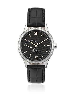 Gant Reloj con movimiento cuarzo japonés Kingstown Lady W10761 Negro 37 mm