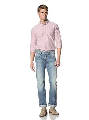 Scotch & Soda Men's Rh Bootcut Jeans (Bondi Blue)