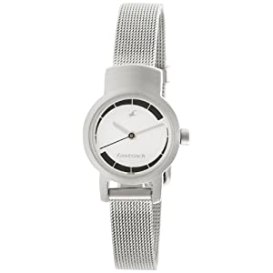 Fastrack Upgrade-Core Analog White Dial Women's Watch - NE2298SM01