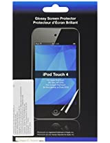 Green Onions Supply RT-SPIT4G01 Glossy Screen Protector for iPod touch 4G