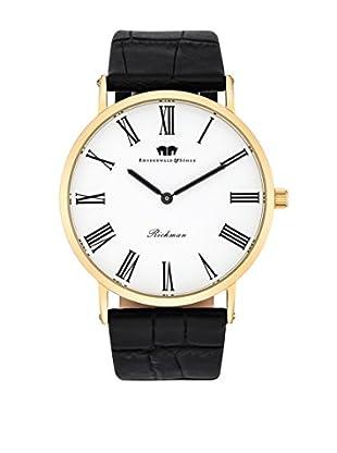 Rhodenwald & Söhne Reloj con movimiento cuarzo japonés 10010121 Negro 40 mm