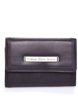 Calvin Klein Cartera monedero (negro)