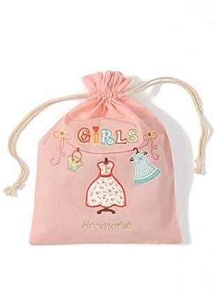 My Doll Bolsa con Asas Girl Rosa