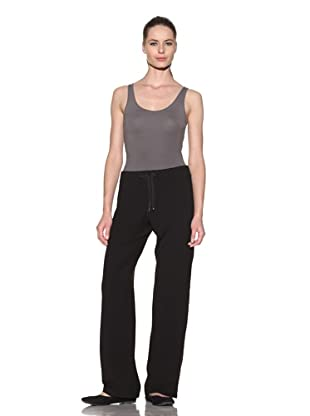 bamjamz Women's Signature Long Pants (Black)