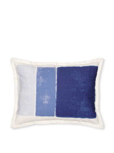 Tommy Hilfiger Mariners Cove Breakfast Pillow, Blue, 15
