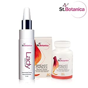 StBotanica Lady Secret Serum and Breast Supplements - Health Supplements by EMMBROS OVERSEAS