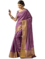 ASHIKA SOUTH TUSSAR SAREE COLLECTIONS-Purple-SUT2613-VO-Art Silk-Purple-SUT2613-VO-Art Silk