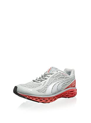 PUMA Men's BioWeb Elite Running Shoe (High Rise Heather/Pu)