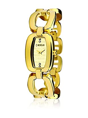 Morgan de Toi Orologio al Quarzo Woman M1021G Dorato 18 mm