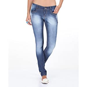 Yepme Regina Jeans - Medium Blue