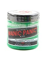 Manic Panic Classic Cream Semi-Permanent Vegan Hair Color - (NEON) ELECRIC LIZARD