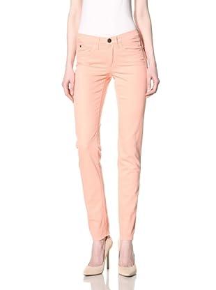 MILK Denim Women's Skinny Jean (Sweet Peach)