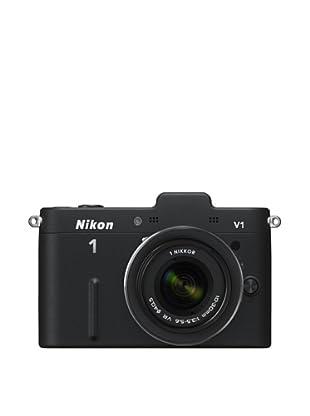 Nikon 1 V1 Cámara EVIL de 10.1 Mp (objetivo(s) 10-30mm f/3.5, zoom óptico 3x) (Blanco)