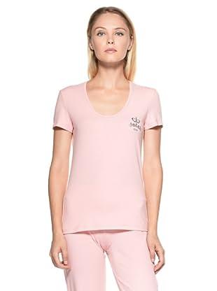 Datch Gym Camiseta Zeus (Rosa)