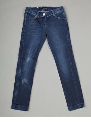 Calvin Klein Jeans Hose (Denimblau)