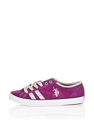 US Polo Assn Sneaker Cullen (Fuchsia)