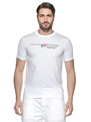 Nautica Camiseta (Blanco)