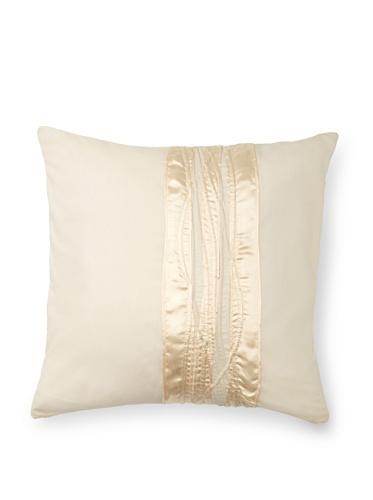 Sanctuary by L'erba Luminary Pillow, Sand, 16