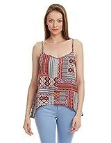 Anaphora Women's Body Blouse Shirt