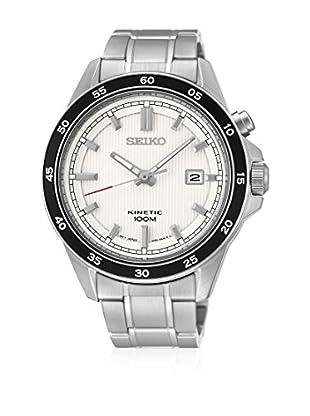 Seiko Reloj de cuarzo SKA639P1 Metal 44  mm