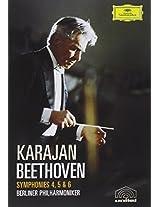 Karajan Beethoven: Symphonies 4, 5 and 6