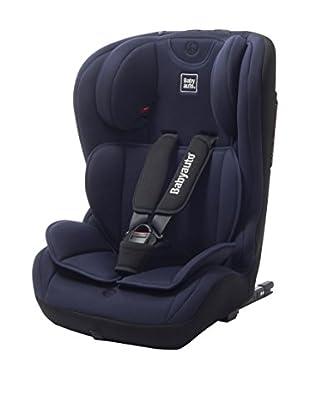 Babyauto Kindersitz Yoda Fix Gruppe 1,2,3 blau