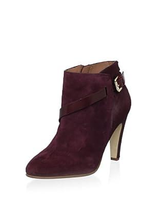 Sigerson Morrison Women's Vianna Ankle Boot (Burgundy)