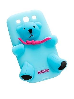 MOSCHINO Case Samsung S3 blau