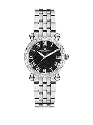 Mathieu Legrand Reloj con movimiento cuarzo suizo Unisex Mlg-2107B Les Vagues 30 mm