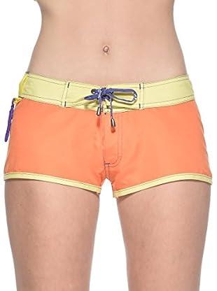 Datch Beachwear & Underwear Badeshorts (orange)