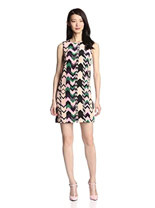 M Missoni Women's Sleeveless Dress (Pink Multi)