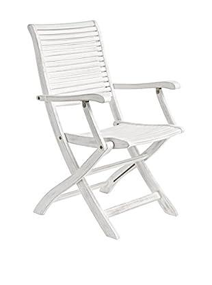 Special Home Stuhl 2er Set C-Br Octavia weiß