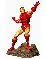 Avengers Adversaries Iron Man Statue