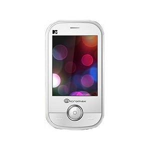 Micromax X505 2 MP SmartPhone-White