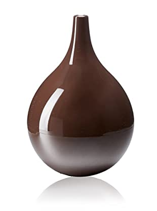 Broksonic Ultrasonic Hybrid Cool-Mist Humidifier with Aromatherapy Function, Brown