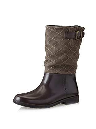 Storm by Cougar Women's Seville Rain Boot (Brown/Putty)