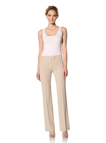 Les Copains Women's White Label Pant (Blush)