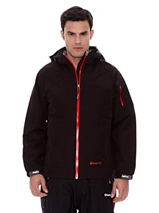 Kingcamp Chaqueta Outdoor (Marrón Oscuro)