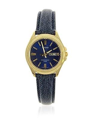 Casio Reloj con movimiento cuarzo japonés Woman LTP-E111GBL-2A 30.0 mm