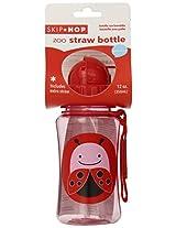 Zoo Straw Bottle Ladybug