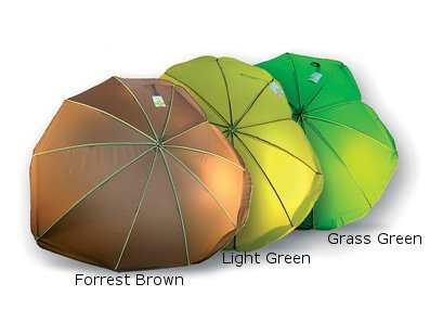 リーフ アンブレラ 葉っぱ傘(かさ) LEAF UMBRELLA by Anouk Janse Grass Green/グラスグリーン
