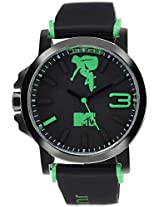 MTV Analog Multi-Colour Dial Men's Watch - B7015GE