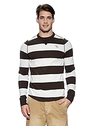 Abercrombie & Fitch Pullover (braun)