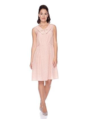 UNQ Kleid (koralle print)
