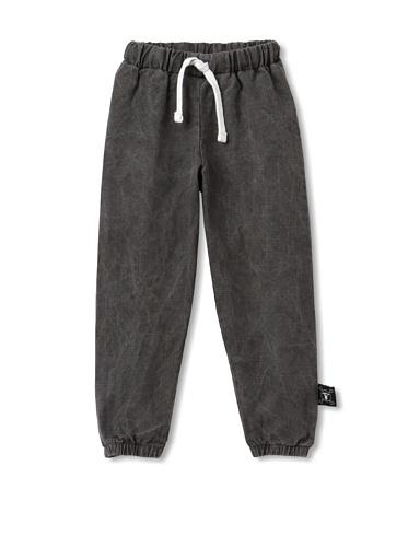 Black Sheep by NUNUNU Drill Pants (Dark Grey)