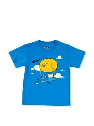 Licencias Camiseta Hora De Aventuras (Azul)