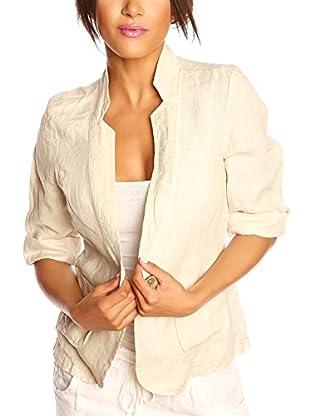 100% Linen Blazer Donna Adam